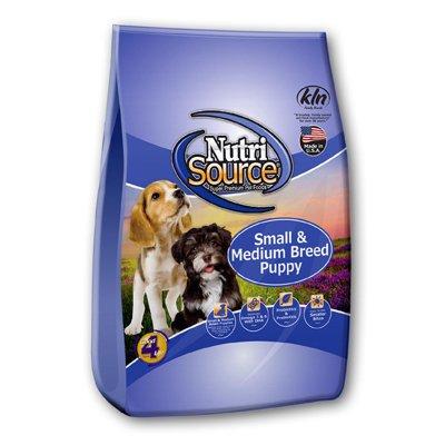 NutriSoure Small & Medium Breed Puppy Chicken & Rice 3kg