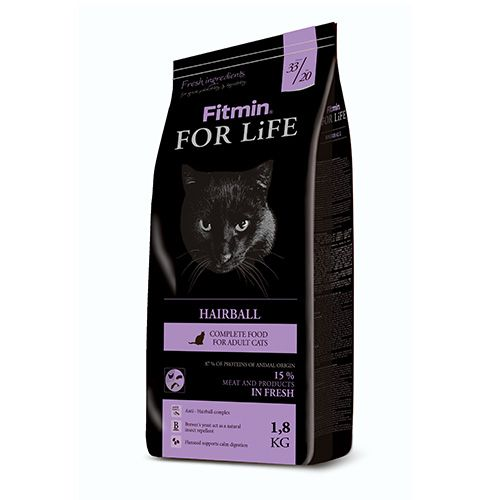 Fitmin Cat For Life Hairball 400g