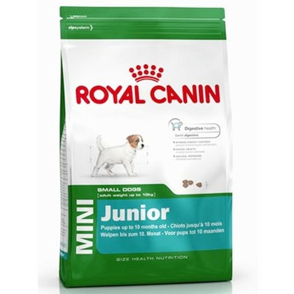 Thức ăn viên Royal Canin Mini Junior 800g
