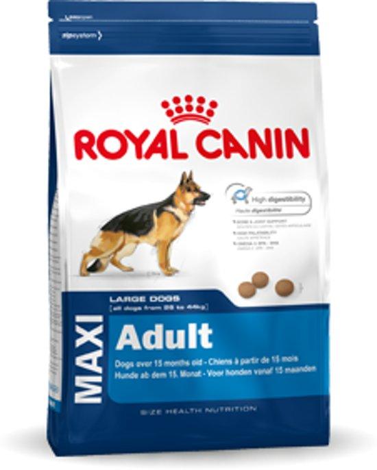 Thức ăn viên Royal Canin Maxi Adult 4kg