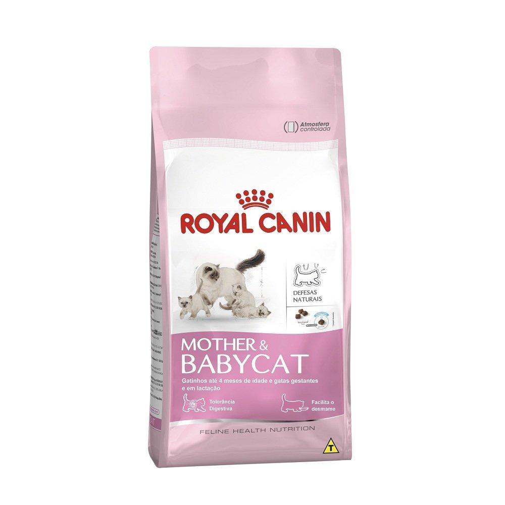 Thức ăn viên Royal Canin Baby Cat 2kg
