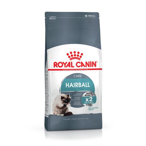Thức ăn viên cho mèo Royal Canin Hairball Care 2kg