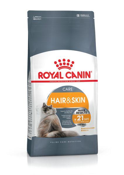 Thức ăn viên Royal Canin Hair&Skin Care 2kg