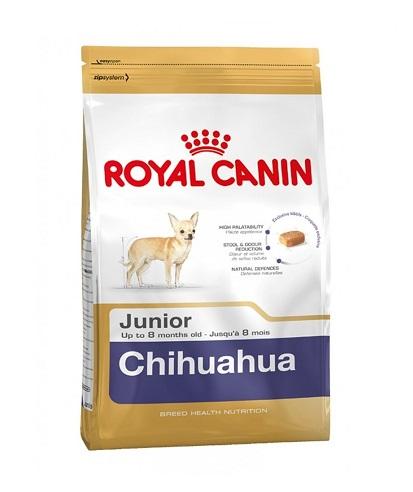 Thức ăn viên Royal Canin Chihuahua Junior 500g