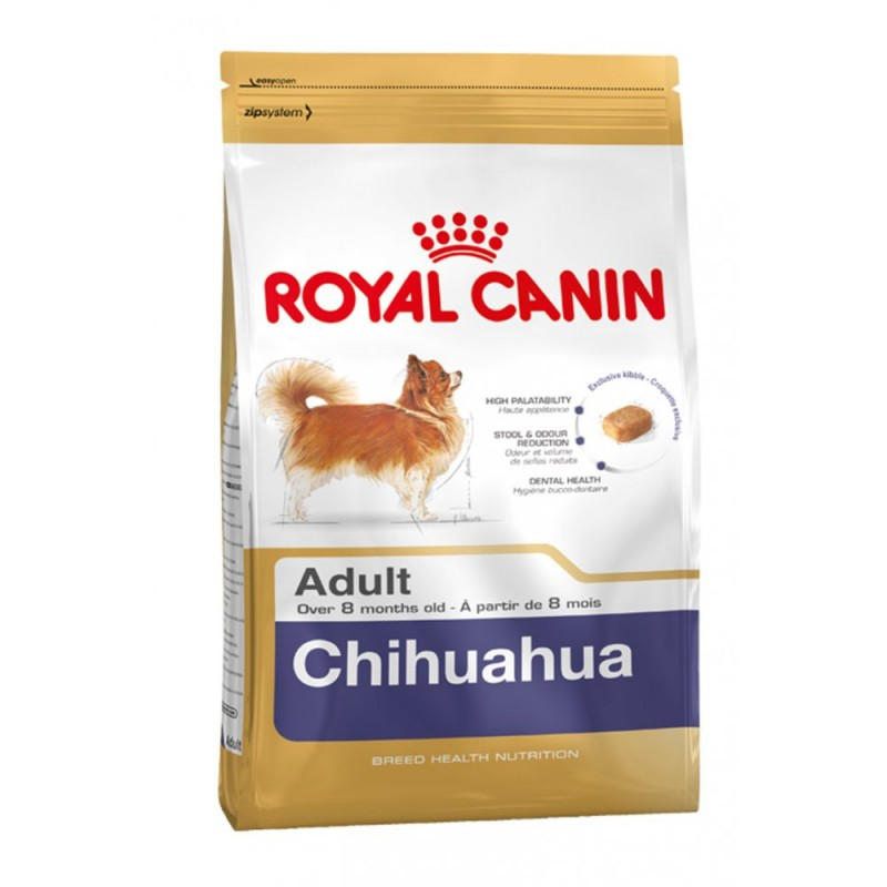 Thức ăn viên Royal Canin Chihuahua Adult 500g