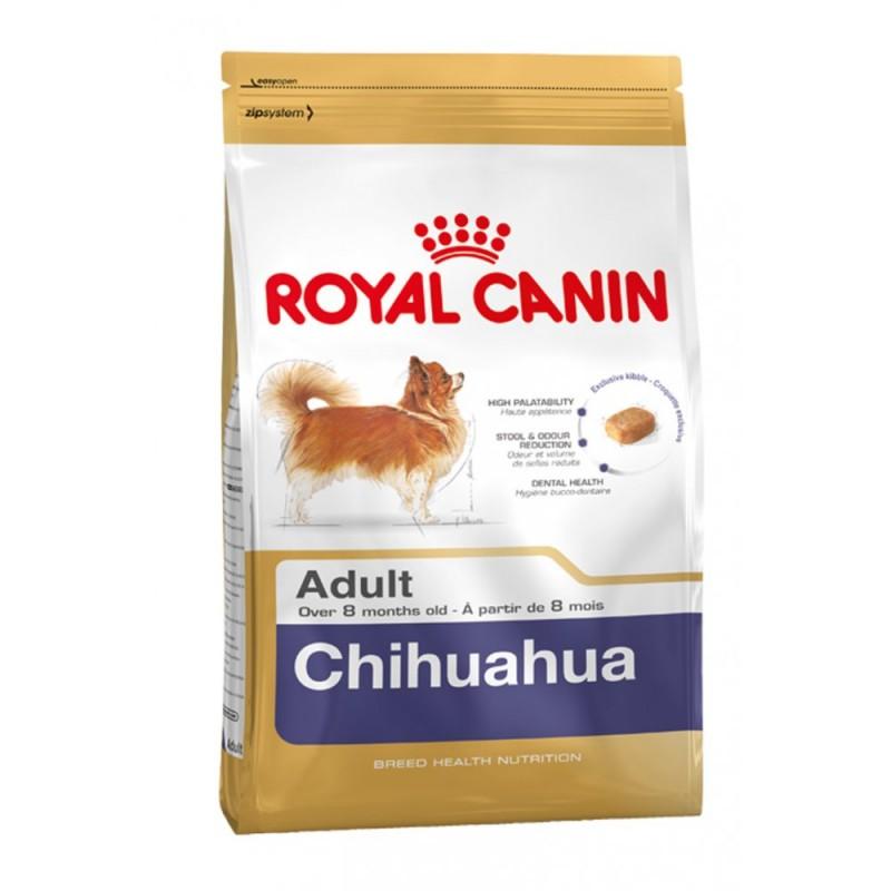 Thức ăn viên Royal Canin Chihuahua Adult 1,5kg