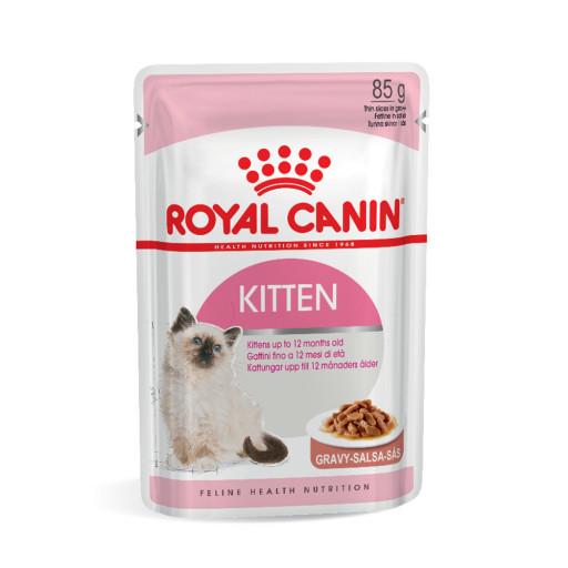 Pate Royal Canin Kitten Instinctive (Jelly) 85g