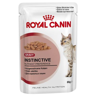 Pate Royal Canin Instinctive (Gravy) 85g