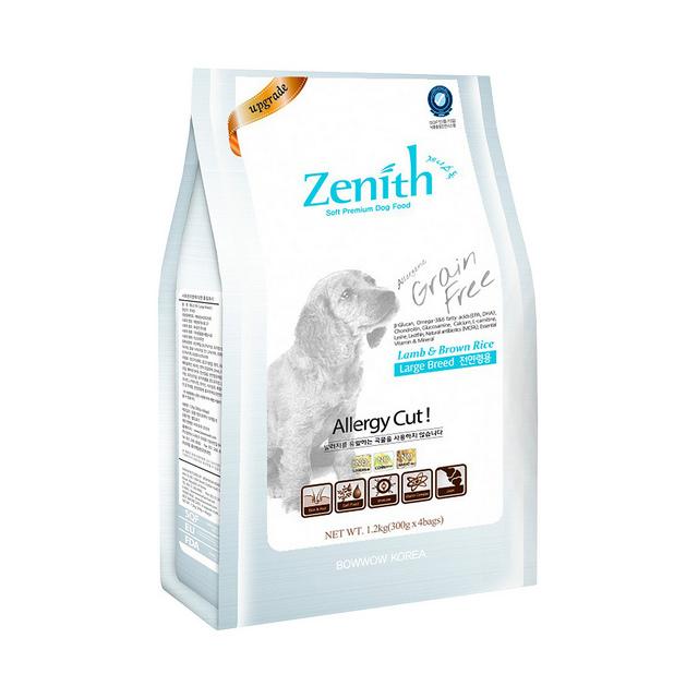 Thức ăn hạt mềm cho chó lớn Zenith 1,2kg