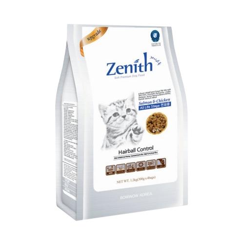 Thức ăn hạt mềm cho mèo Zenith 1,2kg