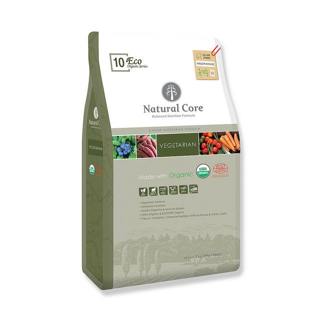 Thức ăn chay cho chó Natural Core 1kg