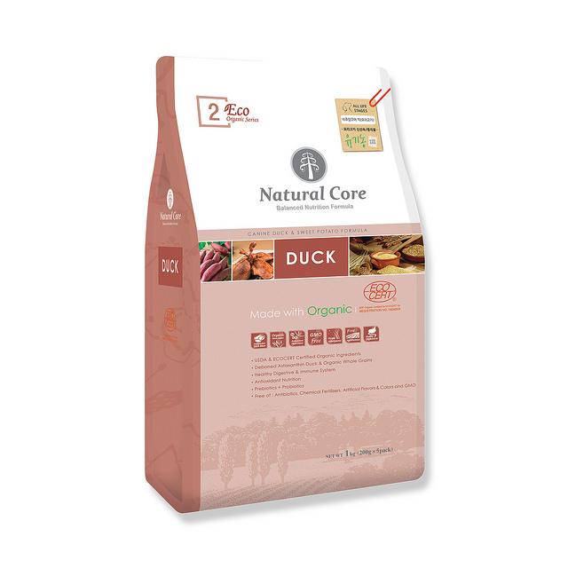 Thức ăn cho chó Natural Core thịt vịt 1kg