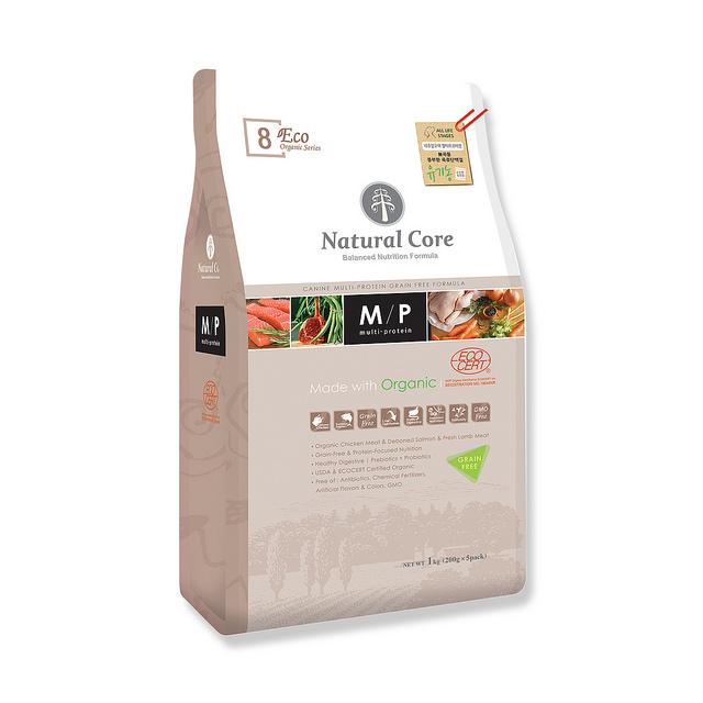 Thức ăn không ngũ cốc cho chó Natural Core 1kg