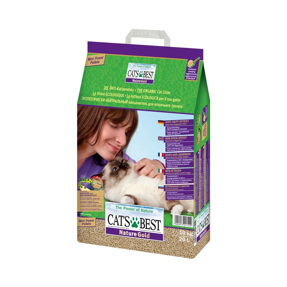 Cát vệ sinh cho mèo NatureGold