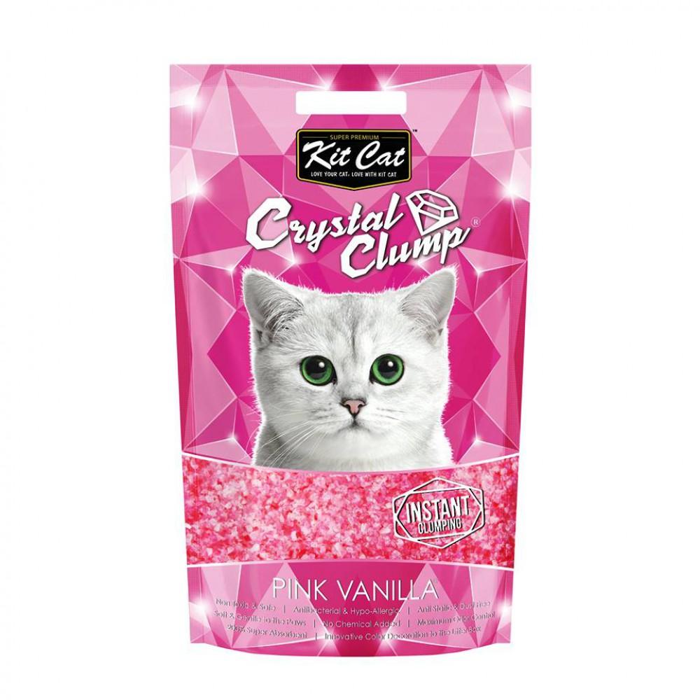 Cát vệ sinh cho mèo Kit Cat thuỷ tinh 4L