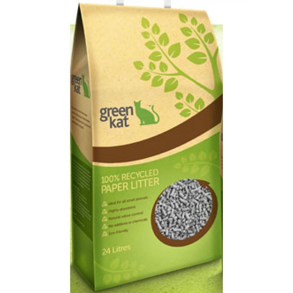 Cát viên giấy Green Kat 6L