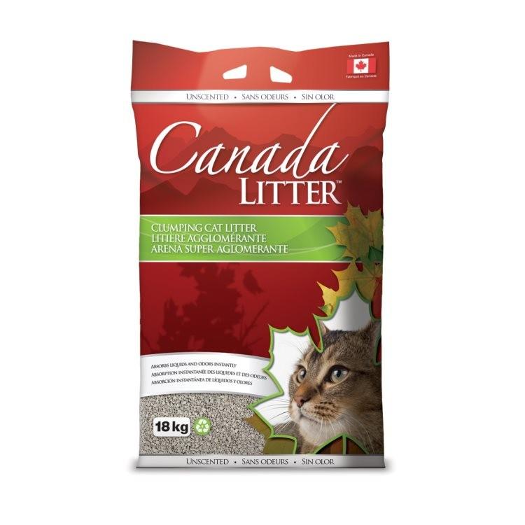 Cát vệ sinh Canada Litter 6kg