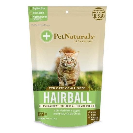 Viên ngừa búi lông, dưỡng da lông Hairball for Cat