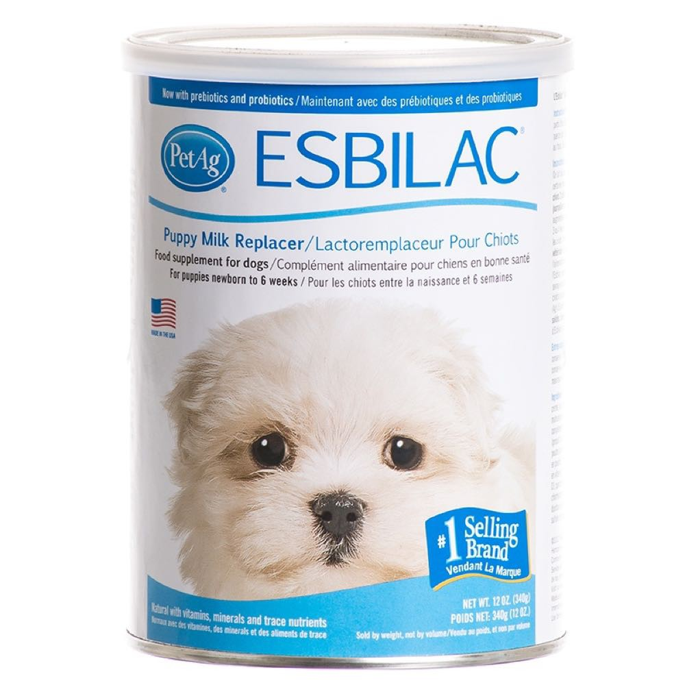 Sữa bột cho chó sơ sinh Esbilac Powder 340g