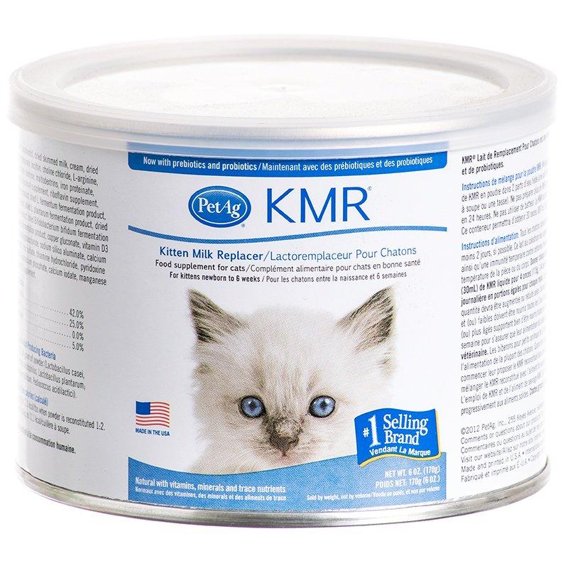 Sữa bột cho mèo sơ sinh KMR Powder 170g