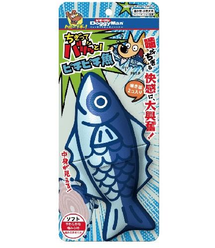 Đồ chơi vải hình cá