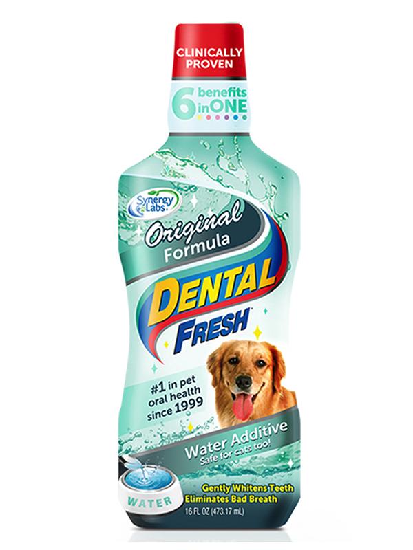 Dung dịch súc miệng hết hôi miệng Dental Fresh Original 237ml