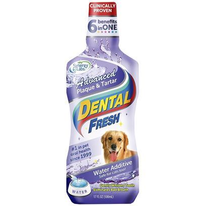 Dung dịch súc miệng giúp giảm mảng bám Dental Fresh Advanced Plaque & Tartar 237ml