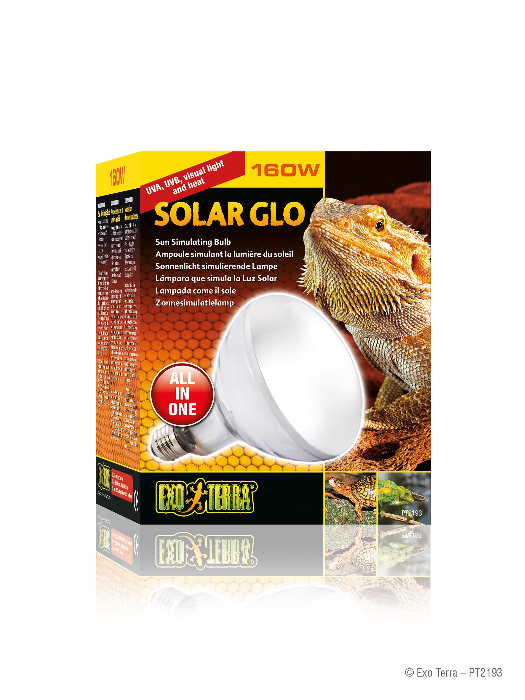 Đèn Solar Glo 160w ( 3 trong 1)