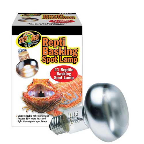 Đèn sưởi ngày Repti Basking Spot 100w