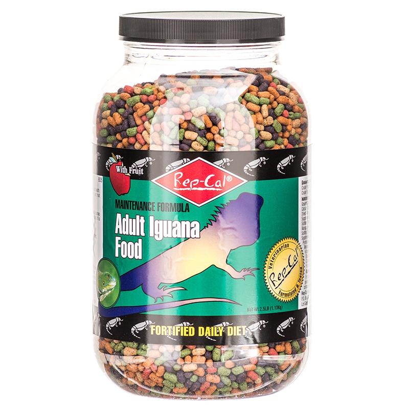 Thức ăn viên Repcal dành cho iguana trưởng thành (Adult Iguana Food) 100g