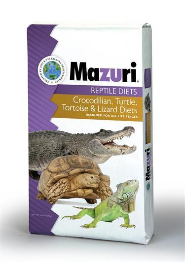 Thức ăn viên Mazuri 5E5L dành cho bò sát và rùa cạn