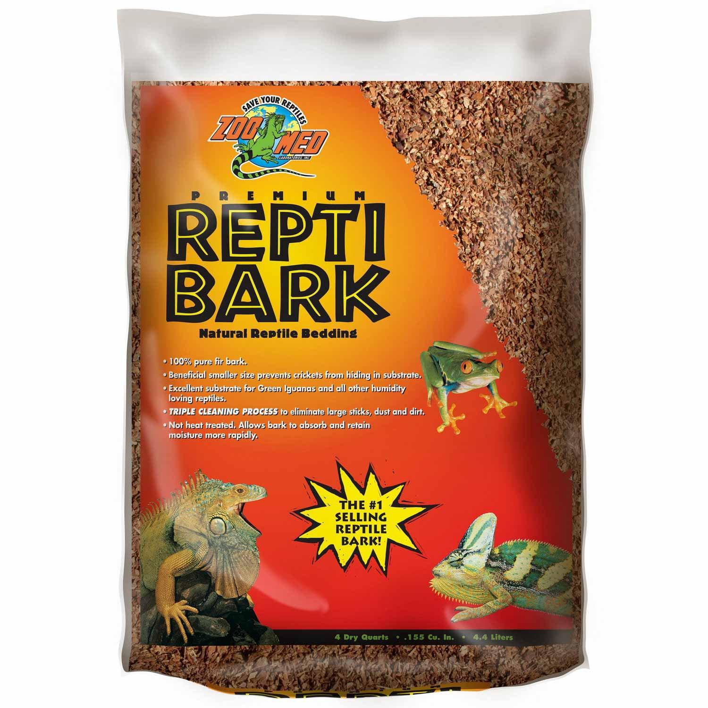 Chất nền lót chuồng Repti Bark 4,4L