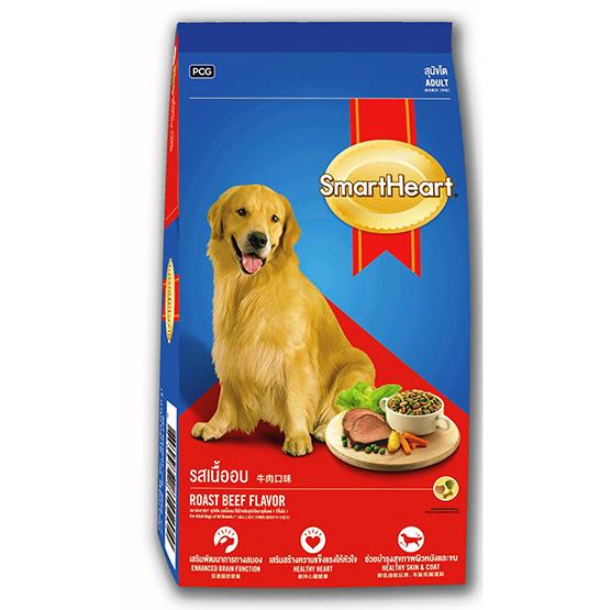 Thức ăn viên cho chó lớn Smartheart Adult 20kg