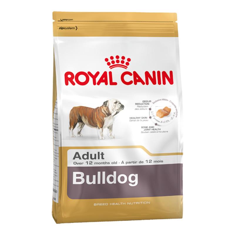 Thức ăn viên Royal Canin Bulldog Adult 3kg