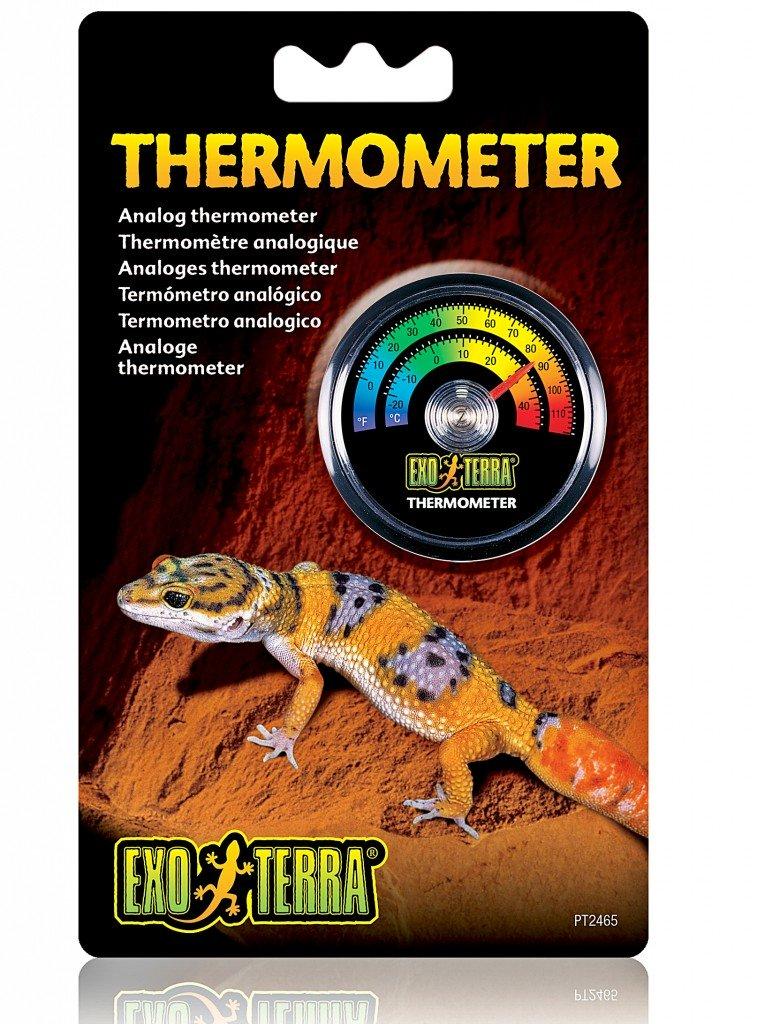 Đo nhiệt độ cơ exo-terra