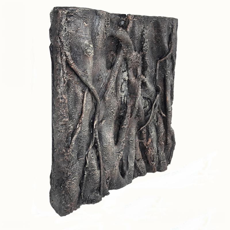 Phông nền chuồng bò sát, thủy sinh (60x60)cm