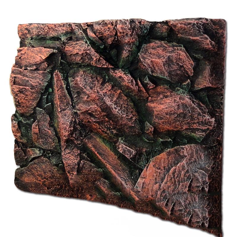 Phông nền chuồng bò sát, thủy sinh (60x50)cm