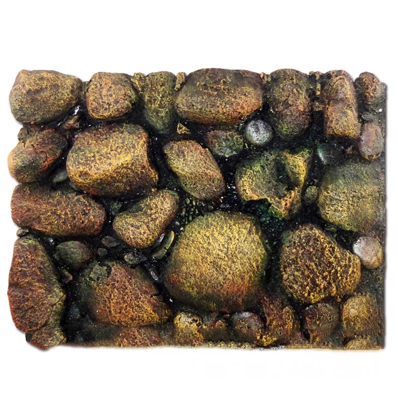 Phông nền chuồng bò sát, thủy sinh (60x45)cm