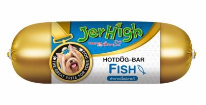 Xúc xích Jerhigh vị cá 150g