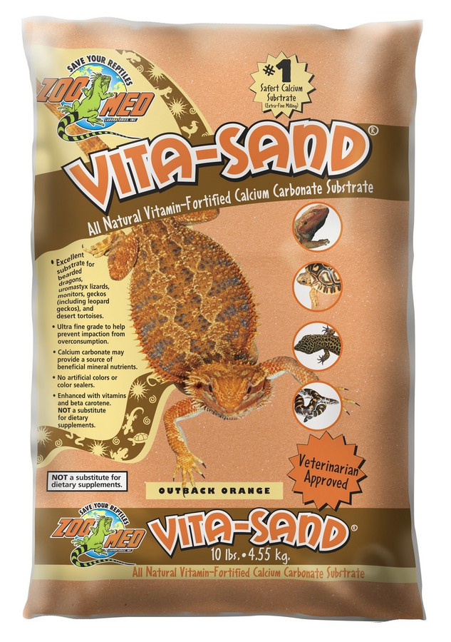 Cát sa mạc Vita Sand Outback Orange 4,55kg