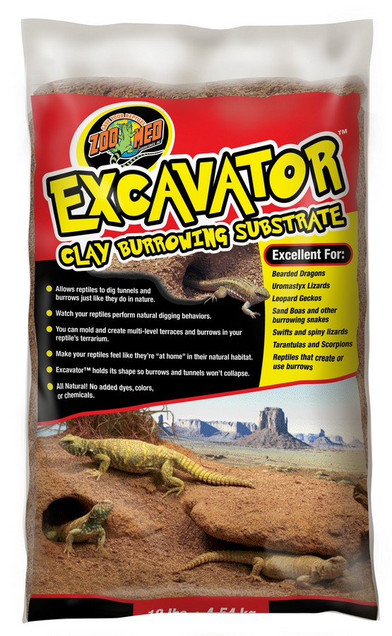 Đất tạo hang Excavator 4,55kg