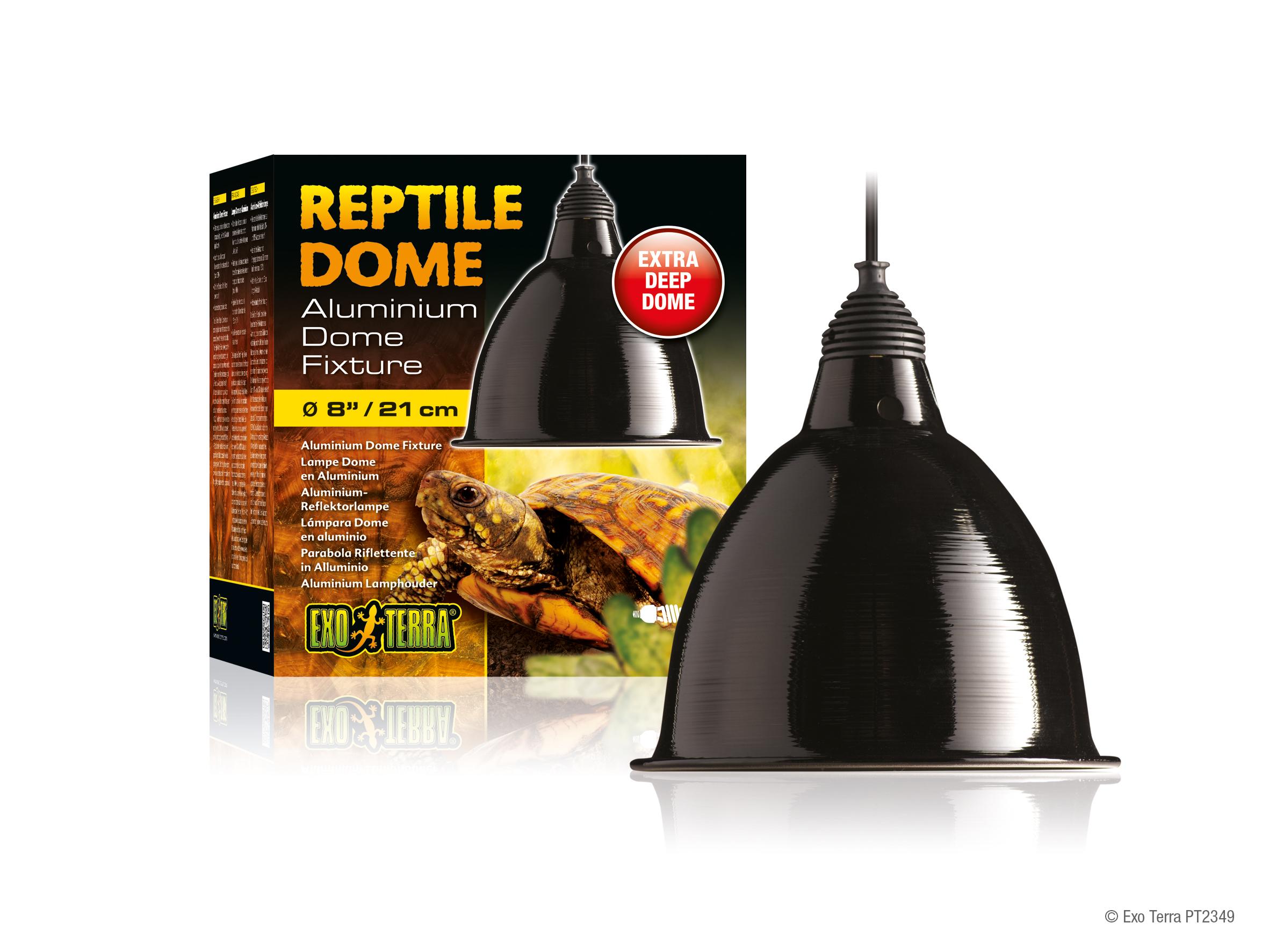 Chụp đèn Reptile Dome 8 inch