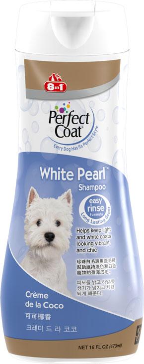 Sữa tắm cho chó lông trắng 473ml
