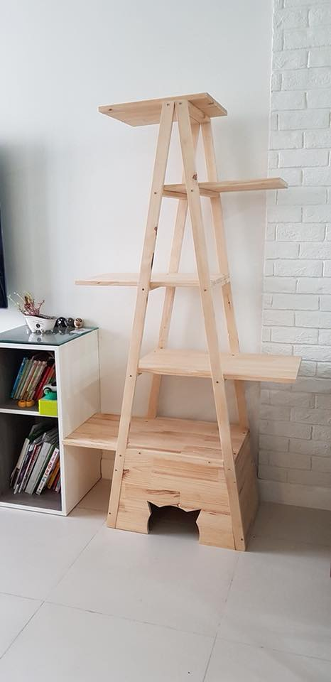 Cat Tree 5 tầng