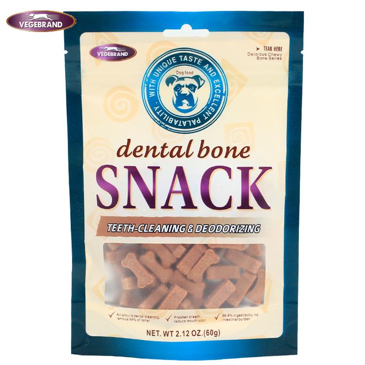 Snack mềm Vegebrand chăm sóc răng