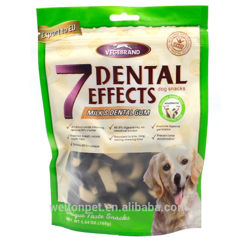 Snack Vegebrand 7 Dental Effects chăm sóc răng vị sữa