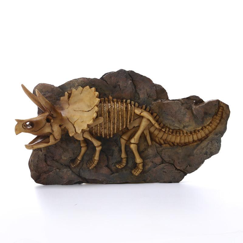 Hóa thạch khủng long 3 sừng