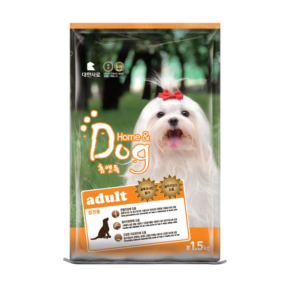 Thức ăn cho chó lớn Home Dog Adult 1,5kg