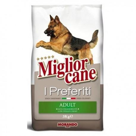 Thức ăn viên Miglior Cane I Preferiti Adult 10kg