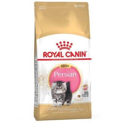 Thức ăn viên Royal Canin Persian Kitten 2kg